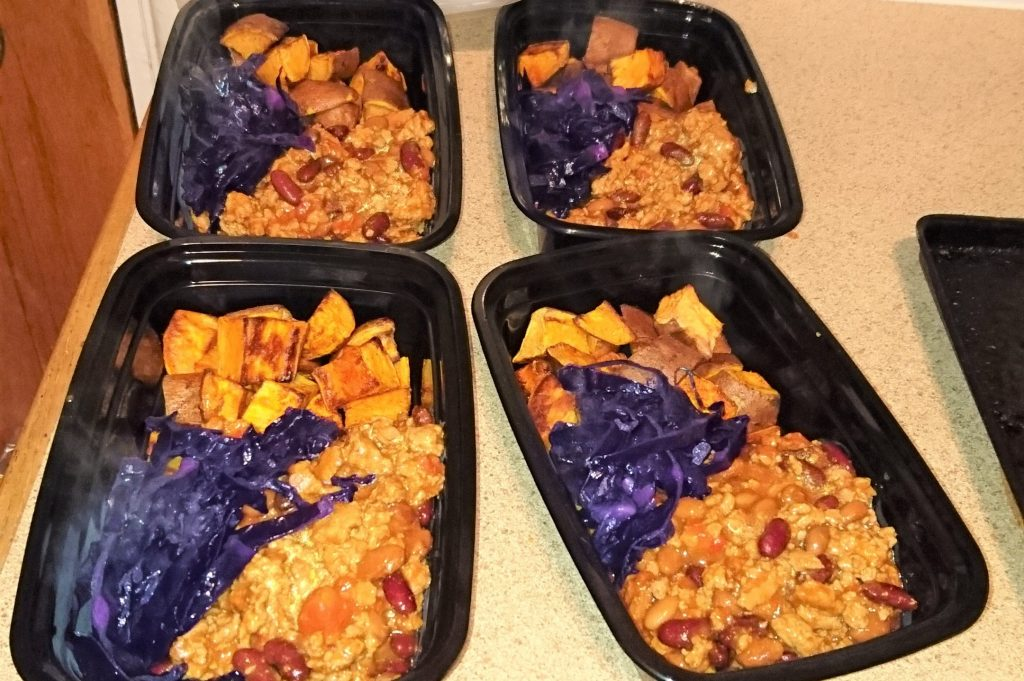 RECIPE Lean Turkey Mince Chilli Lunch | First Rate Fitness