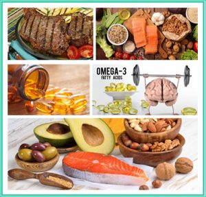 First Rate Fitness | Examples of Omega 3 & 6 in the food you eat