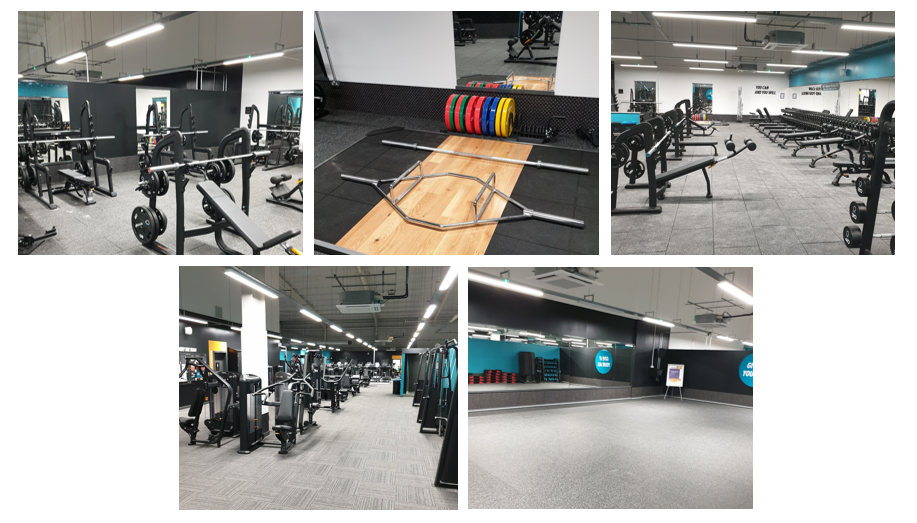 Pure Gym Castle Marina, Nottingham